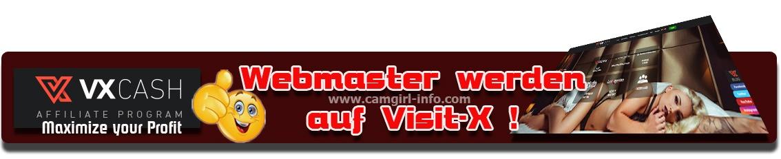 webmaster werden auf visit-x