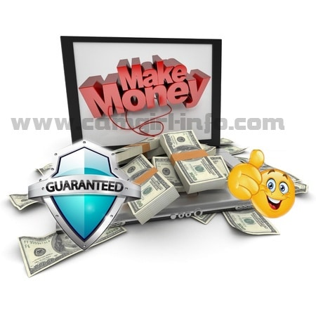 schnell geld verdienen von zu hause